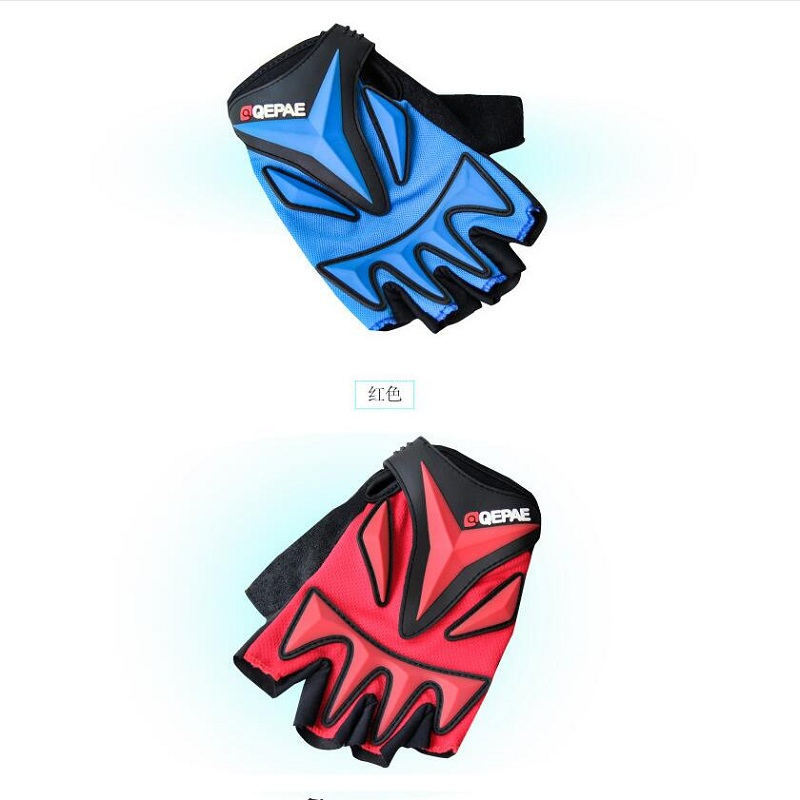 Cycling gloves half finger mtb mountain road bike gloves gel sport camping tactical downhill bicycle gloves men/women inbike