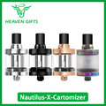 100% Original Aspire Nautilus X Atomizer Tank 2ml Adjustable Top Airflow U-Tech coil Nautilus X Micro Tank vs Atlantis Tank