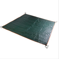 Large Waterproof Ultralight Beach Mat Camping Folding Ground Plaid Blanket Tarp Tent Bed Sleeping Mattress Pad Picnic Tarpaulin