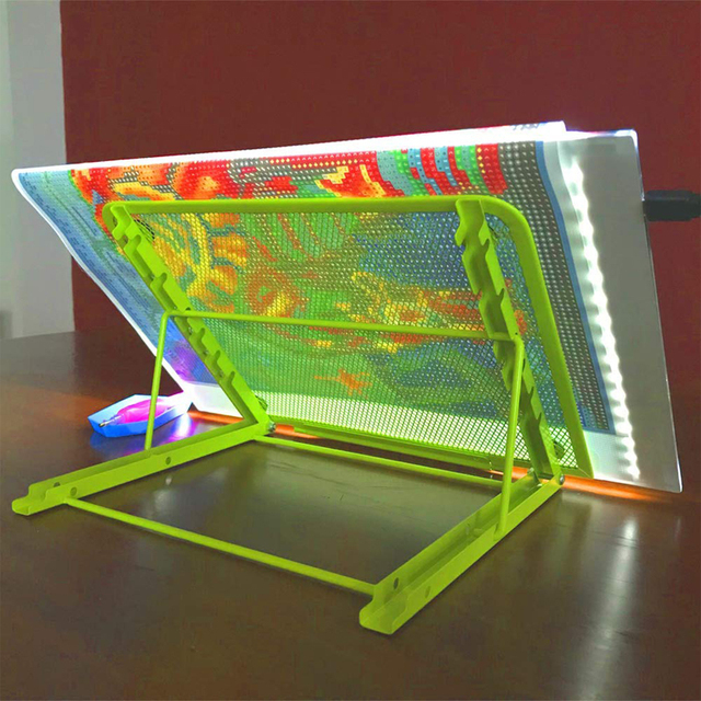 A4 LED Diamond Painting Light Pad Holder 5D DIY Diamond Painting Accessories Diamond Embroidery Cross Stitch