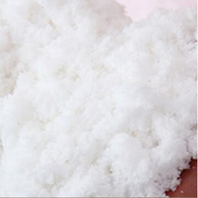 2019 White Winter Growing Magically Fake Artificial Snow Powder Grow Instant Christmas Magic Toys Use Again Like Ture Kids 1KGS