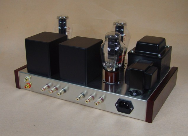 Factory direct explosion limited berserk 300B directly heated triode  amplifier power amplifier kit which have a fever dream