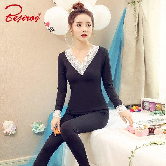 Yidanna lace sexy pajama set for adult women lingerie sleepwear warm homewear female pyjama solid maillot winter suit nightdress