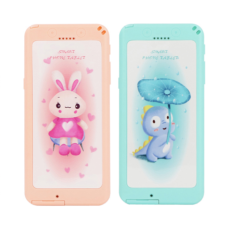 6 Inch Phone Toy LCD Writing Tablet Drawing Electronic Writing Pads For Office Blackboard Montessori Educational Toys