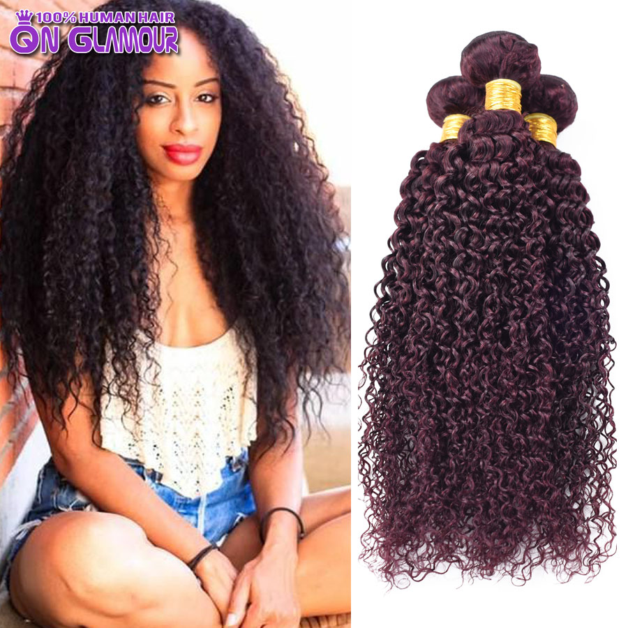 Burgundy Peruvian Curly Virgin Hair 5 Bundles 99j Red Remy Weave 7a Unprocessed Human Extensions On Aliexpress Alibaba