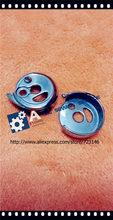 Caja de bobina PFAFF, para máquina de zapatos PFAFF 119458 591 574 Máquina De Coser INDUSTRIAL, 91-571-91