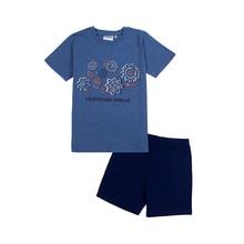 Пижама Winkiki для мальчиков (футболка+шорты)