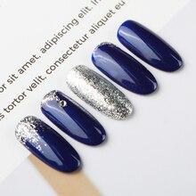 Shiny Platinum Gel Polish