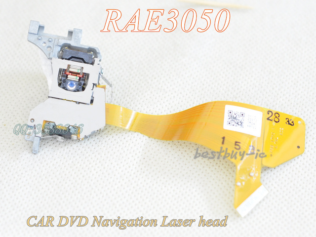 original new 3052 Laser head RAE-3052  0524  0525  0526  3050 RAE3050 for Toyota Camry PREVIA Car DVD tunner laser lens RAE-3050