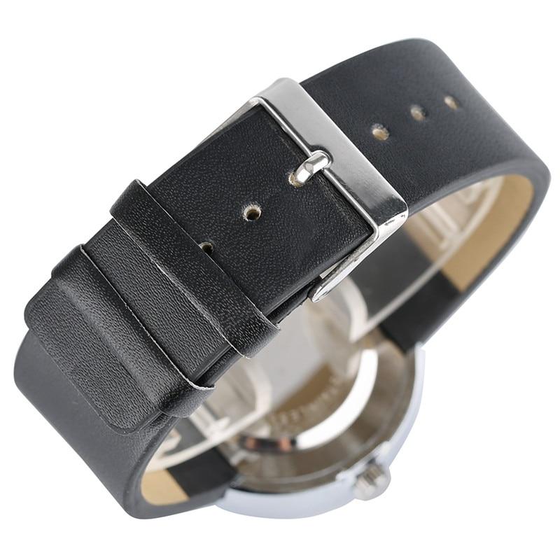 TURNTABLE fashion wristwatch