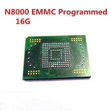 1 шт. для samsung N7000 N8000 P5100 P6800 N5100 N8010 P5110 P3100 флэш-память EMMC NAND с прошивкой для samsung