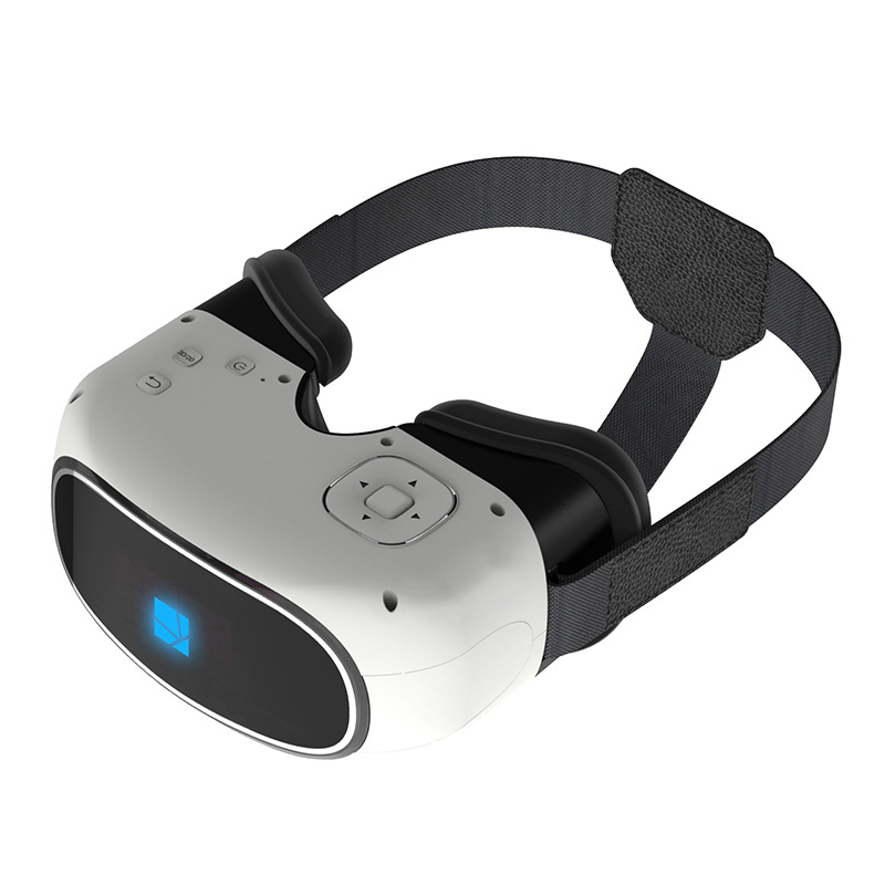 2017 Real Direct Selling Long Play Vr Glasses One Machine 3d Hd G200 Smart Wifi Internet