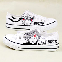 Unisex Naruto Canvas Shoes