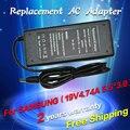 19 v 4.74a para samsung ad-9019s sadp-90fh b para r540 r510 r610 r700 laptop adaptador de cargador