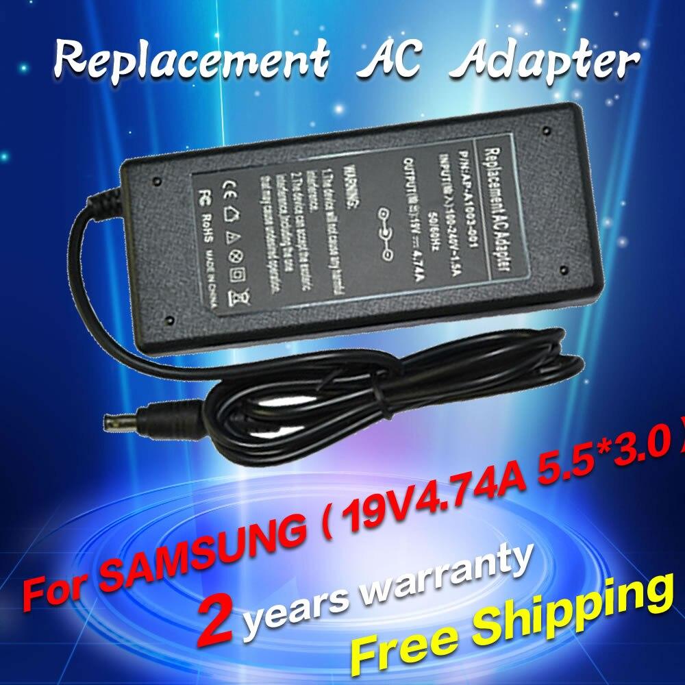 Notebook samsung cena - 19 V 4 74a Dla Samsung Ad 9019s Sadp 90fh B Dla R510 R610