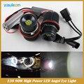 E39 90 Вт LED Angel Eyes Кольцо Маркер Лампочки для bmw E39 E60 E63 E65 E53 1 5 6 7 Серии X3 X5