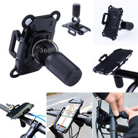 Universal Adjustable Cell Phone Holder Motorcycle Bike Bicycle Handlebar Mount Outdoor Sports Bicycle Parts Accessories July