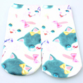 CharmDemon Hot Sale Women Cute 3D Socks Beauty Short  Printed Funny  Cotton Sock st16