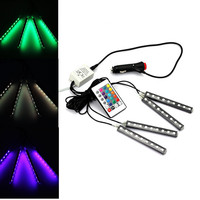 4pcs set interior strip decorative atmosphere neon light lamp led wireless remote multi color rgb car.jpg 200x200