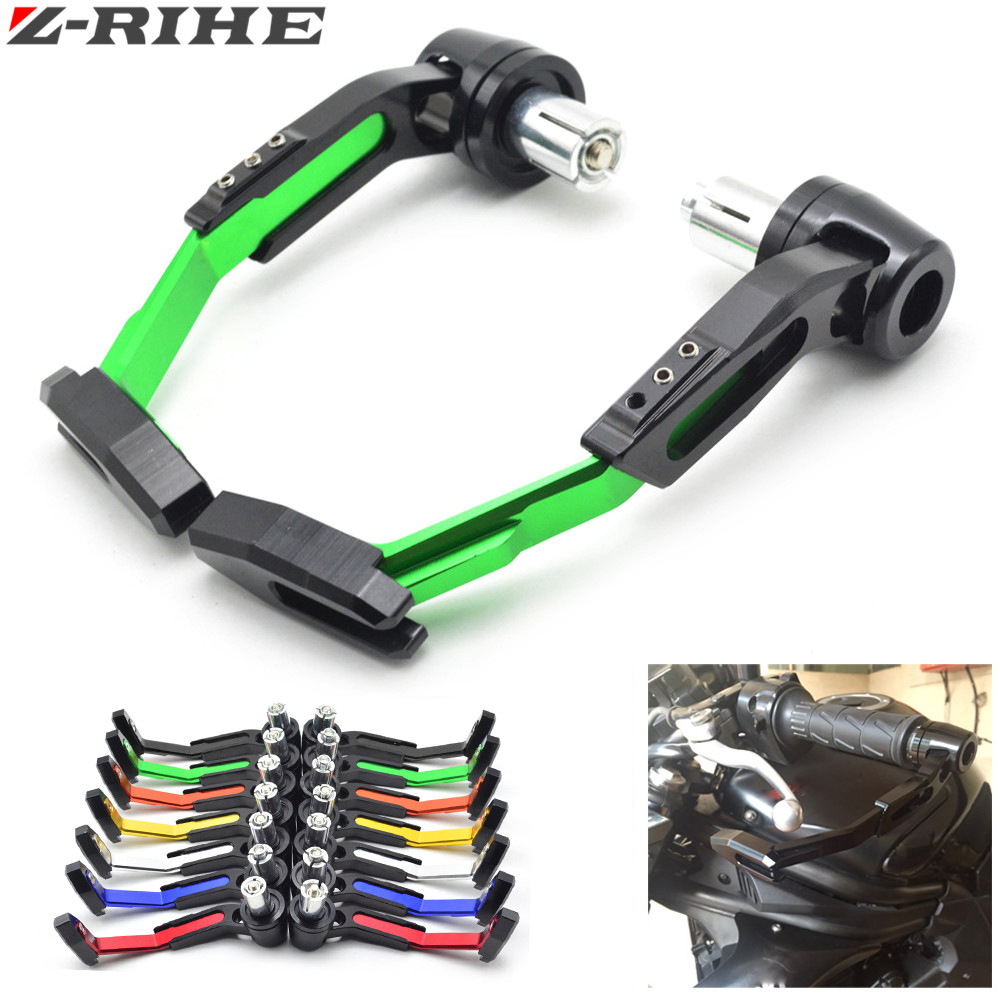 7/8 22mm Motorbike proguard system brake clutch levers protect for Kawasaki Ninja ZX-6R ZX6R ZX-10R ZX10R ninja 650r er6f er6n laptop cpu cooling fan for asus x455ld x455cc a455 a455l k455 x555 sunon mf60070v1 c370 s9a