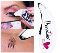 Mini Fake Eyelashes Natural Curl Eyelash Extensions Fake Eyelashes Tools High Grade Stapler False Eyelashes