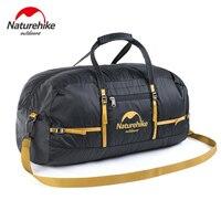 NatureHike Factory Sell High Quality Nylon Luggage Bag Waterproof Travel Organizer Bag Camping Buggy Bag Portable