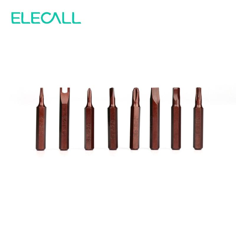 ELECALL 45in1 multifunktsionaalse kruvikeeraja komplekt, mitme - Käsitööriistad - Foto 2