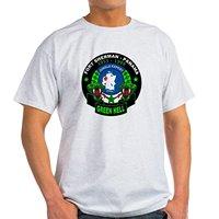 Jungle Expert Green Hell Ft Sher Light T Shirt 100 Cotton T Shirt
