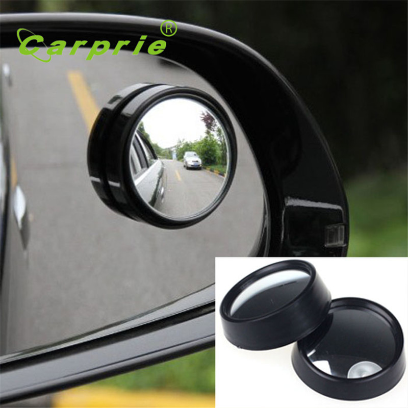 2018 Car Styling Auto For Car 2 Pcs Round Stick On Convex