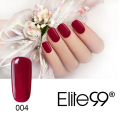 Elite99 Wine Red Series 12 Colors Pick 1 UV Gel Nail Varnish Nail Gel Polish Gel LED UV Nail Art Manicure 10ML Gelpolish