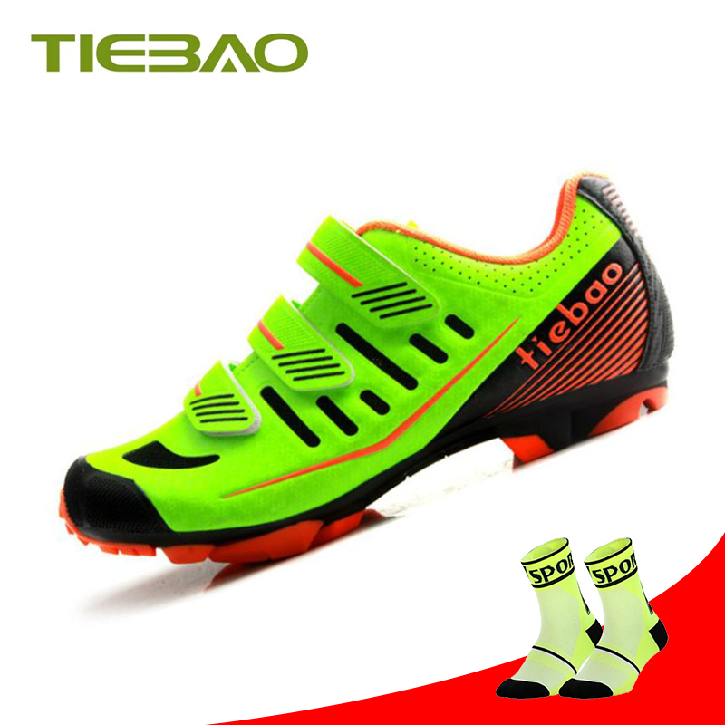 Tiebao sapatilha ciclismo mtb Cycling Shoes Mountain Bike Shoes Men Cycle Bicycle Self-locking Sneakers Athletic Superstar ShoesTiebao sapatilha ciclismo mtb Cycling Shoes Mountain Bike Shoes Men Cycle Bicycle Self-locking Sneakers Athletic Superstar Shoes