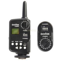 Godox FT-16 bezprzewodowy regulator mocy zdalnie wyzwalana lampa błyskowa wyzwalacz dla Godox Witstro AD180 AD360 Speedlite Flash dla QT600 QT400 QS600