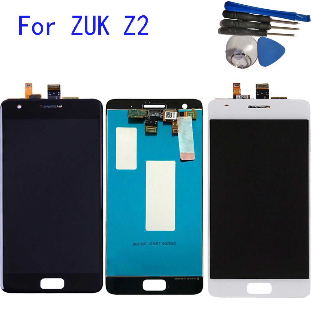 New Tested 5.0 inch For Lenovo ZUK Z2 LCD Display Touch Screen Digitizer Assembly Replacement Repair With ToosNew Tested 5.0 inch For Lenovo ZUK Z2 LCD Display Touch Screen Digitizer Assembly Replacement Repair With Toos