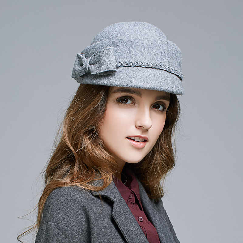 Fashion Beret Sweet Female Octagonal Hat Wild Painter Hat Outdoor Riding Cup