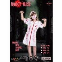 Halloween Blood Nurse Costumes
