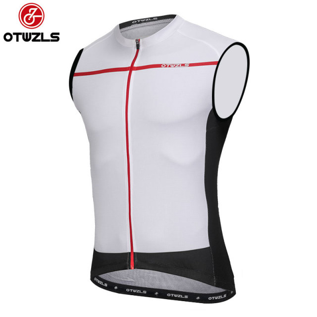 d1a3d5a68 2018 cycling jersey men summer sleeveless pro mountain bike jersey mtb  bicycle riding cycle clothing reflective wear OTWZLS