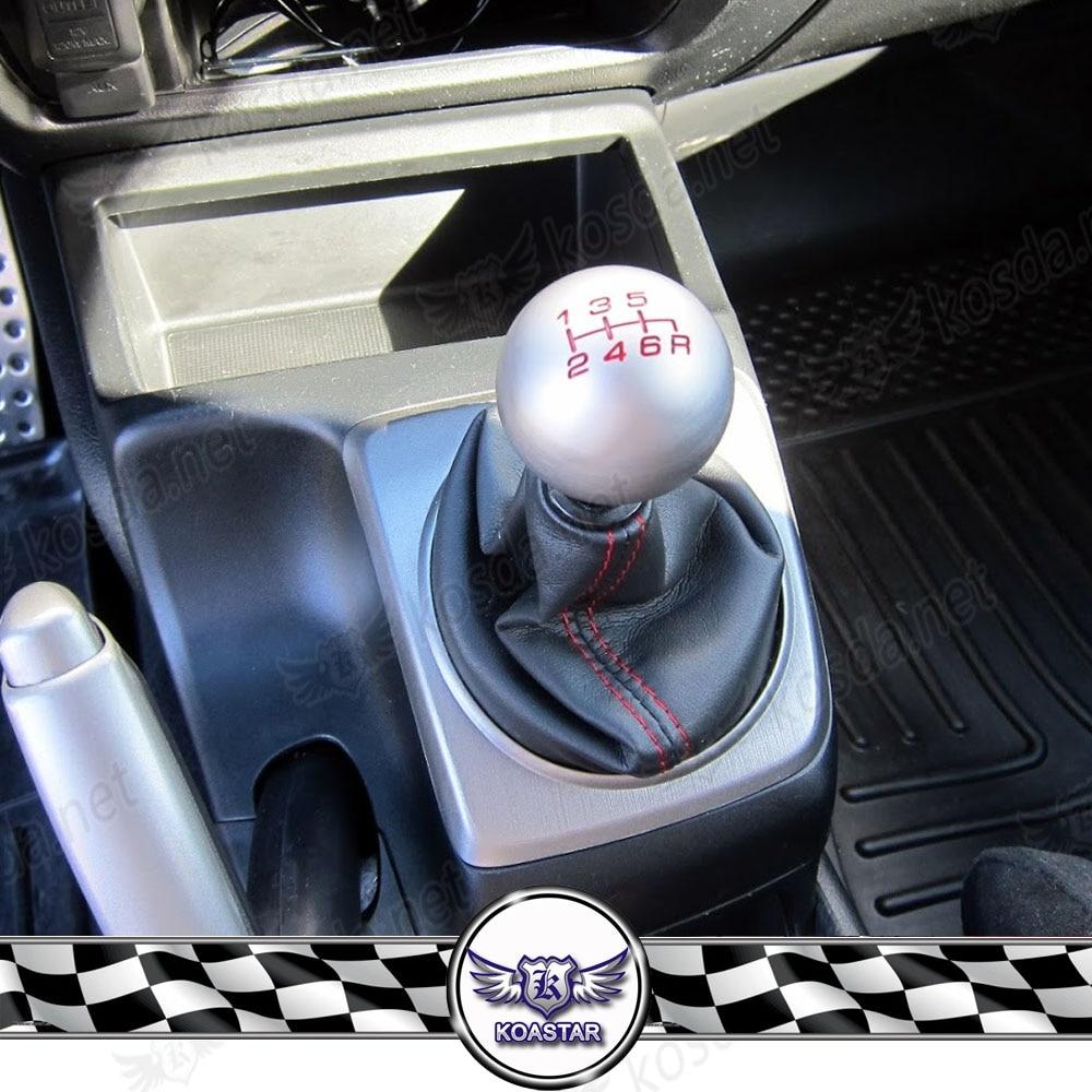 SKUNK2 NEO CHROME Universal Car  Manual Aluminum 6SPEED  Gear Knob shifter
