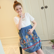 3912adc7d247a Buy chiffon batik dress and get free shipping on AliExpress.com