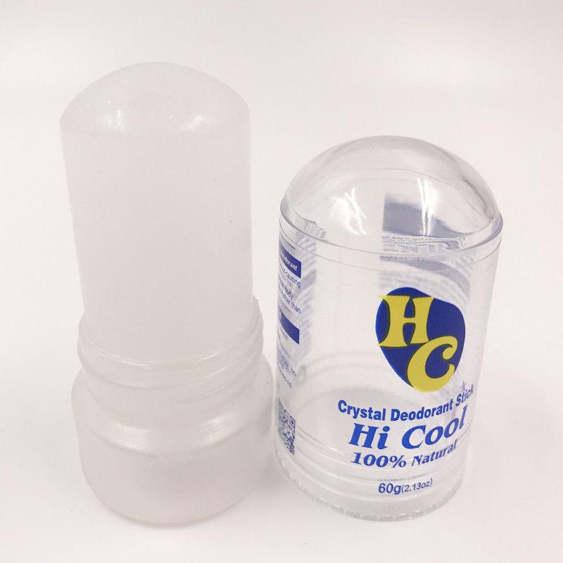 Body Deodorant Alum Stick Underarm Remover Body Smelly Block Antiperspirant HB88