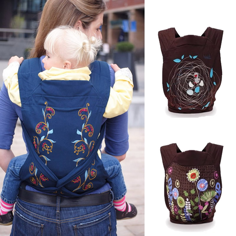 цены Hot brand baby carrier sling ergonomic baby carrier backpack multifunctional baby carrier front toddler carrier wrap BD75