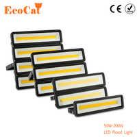 Outdoor LED Floodlight 50W 100W 150W 200W Waterproof IP66 220V 230V Projector LED Wall lawn lamp