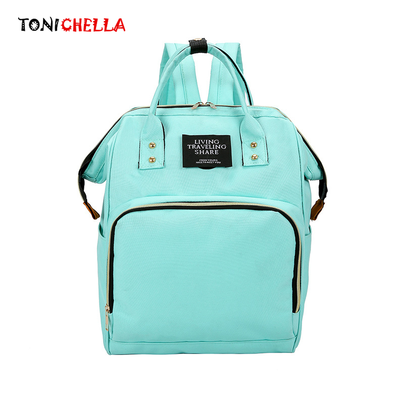 Baby Diaper Travel Backpack Mummy Maternity Nursing Nappy Bag Large Capacity Multifunctional Stroller Bags For Baby Care CL5500 стоимость