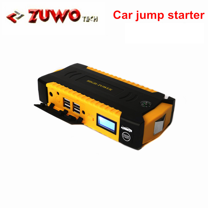 High capacity Mobile Portable Mini Jump Starter Car Jumper ...