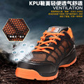 new arrive mens large size dress steel toe covers working safety summer shoes breathable air mesh tooling ankle boots protective