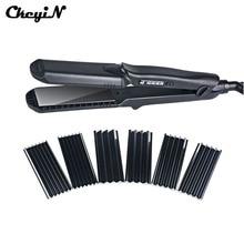 100-240 В Уход за волосами, стильный выпрямитель для волос, Профессиональное выпрямление, плоский утюжок, Керамический выпрямитель, гофрированные щипцы для завивки волос