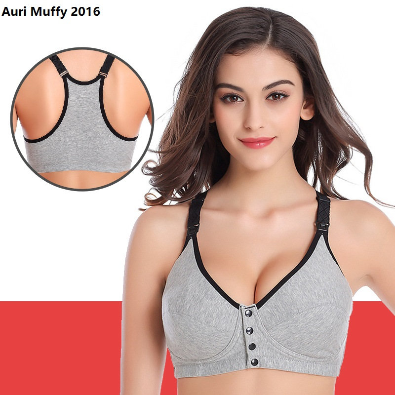 Maternity Underwear Front open Nursing Bra Breast Feeding Bra Pregnant women vest maternity bra