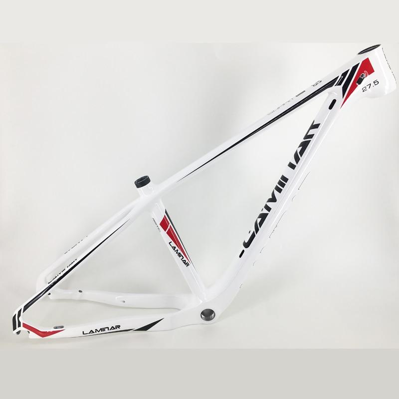 LAMINAR mtb carbon frame mountain bikes frame27.5X15