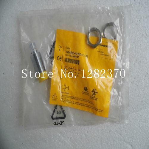 [SA] new original authentic TURCK sensor switch NI4-M12E-AP6X-H1141 Spot --2PCS/LOT ni4 m12 ap6x