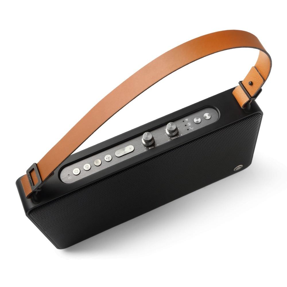GGMM E5 Bluetooth Speaker Portátil Sem Fio WiFi Speaker 20W Com Spotify Ajustável Baixo para ios Android Suporte AirPlay DLNA