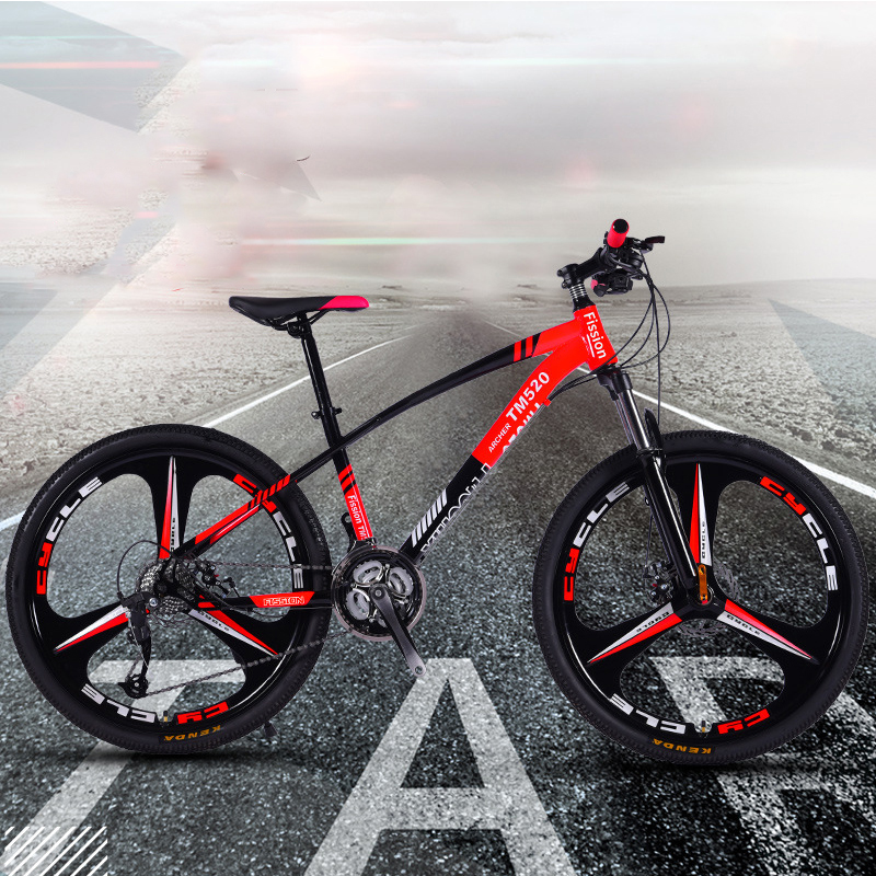 26 Inch Adult Mountain Bike For Man And Women 24 Speed Outdoor Sports Student Mtb Bicycle